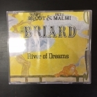 Briard - River Of Dreams PROMO CDS (VG+/G) -punk rock-