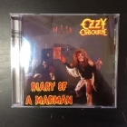 Ozzy Osbourne - Diary Of A Madman CD (M-/M-) -heavy metal-