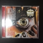 Michael Monroe - Sensory Overdrive (deluxe edition) CD (M-/M-) -glam rock-