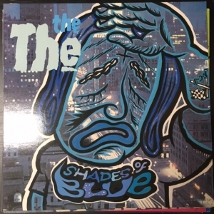 The The - Shades Of Blue 12 SINGLE (VG+/VG+) -post-punk-