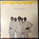 Harold Melvin & The Blue Notes - Now Is The Time LP (VG+/VG+) -soul-