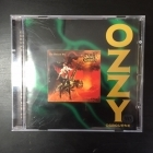 Ozzy Osbourne - The Ultimate Sin (remastered) CD (VG/VG+) -heavy metal-