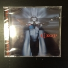 Ozzy Osbourne - Down To Earth CD (avaamaton) -heavy metal-