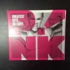 Pink - Greatest Hits... So Far!!! CD (G/VG+) -pop rock-