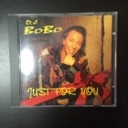 DJ Bobo - Just For You CD (VG/VG+) -dance-