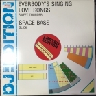 Sweet Thunder / Slick - Everybody's Singing Love Songs / Space Bass 12'' SINGLE (VG+-M-/VG+) -disco-