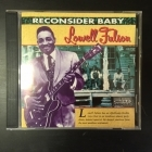 Lowell Fulson - Reconsider Baby CD (VG+/M-) -blues-