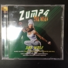 Zump4 The Heat (She Wolf) CD (VG/M-)