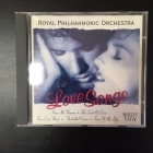 Royal Philharmonic Orchestra - Love Songs CD (VG+/VG+) -easy listening-