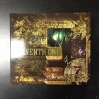 Seventh One - What Should Not Be CD (VG+/M-) -power metal-