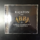 Rajaton - Sings ABBA With Lahti Symphony Orchestra CD (VG+/M-) -pop-