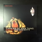 Tygers Of Pan Tang - Bad Bad Kitty (Noises From The Cathouse / Live In The Roar) 2CD (M-/M-) -heavy metal-