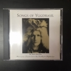 Freya Aswynn - Songs Of Yggdrasil CD (M-/M-) -dark ambient-