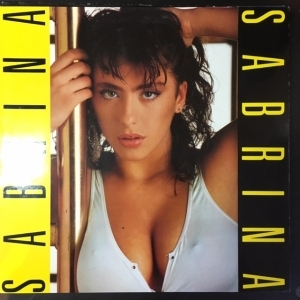 Sabrina - Boys (Summertime Love) 12 SINGLE (VG-VG+/VG+) -italo disco-