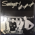 Happy Swing Band - Swingit! LP (VG+-M-/VG+) -swing-