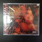 Napalm Death - Punishment In Capitals CD (avaamaton) -grindcore/death metal-