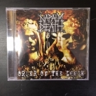 Napalm Death - Order Of The Leech CD (VG+/M-) -grindcore/death metal-