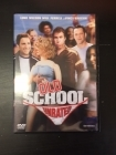 Old School (unrated) DVD (VG+/M-) -komedia-