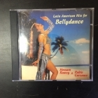 Hossam Ramzy & Pablo Carcamo - Latin American Hits For Bellydance CD (VG/M-) -latin-