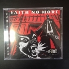 Faith No More - King For A Day Fool For A Lifetime CD (VG+/M-) -alt metal-