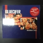 Gluecifer - Basement Apes (limited edition) CD (VG+/VG+) -garage rock-