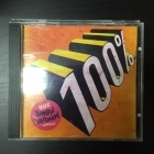Tumppi Varonen - 100% CD (M-/M-) -punk rock-
