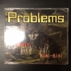 Problems - Zombie CDS (VG+/M-) -punk rock-