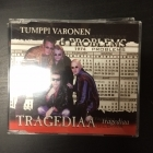 Tumppi Varonen & Problems - Tragediaa CDS (VG+/M-) -punk rock-