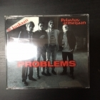 Problems - Ei koskaan CDS (VG+/M-) -punk rock-