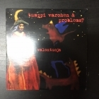 Tumppi Varonen & Problems? - Valontuoja CDS (VG+/VG+) -punk rock-