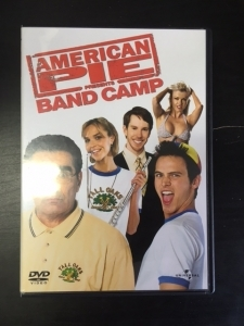 American Pie Presents: Band Camp DVD (VG/M-) -komedia-