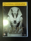 Egypt - Secrets Of The Pharaohs DVD (VG+/M-) -dokumentti-