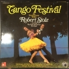 Robert Stolz And His Romantic Symphony Orchestra - Tango Festival LP (VG+/VG+) -tango-