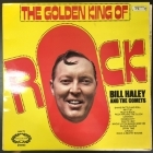 Bill Haley And The Comets - The Golden King Of Rock LP (VG+-M-/VG+) -rock n roll-