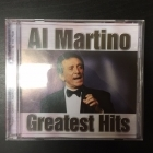 Al Martino - Greatest Hits CD (VG+/VG+) -pop-