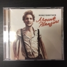 Moneybrother - Mount Pleasure CD (VG/M-) -indie rock/soul-