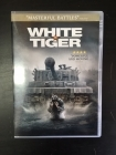 White Tiger DVD (M-/M-) -sota-