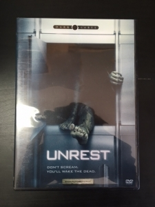 Unrest DVD (VG+/M-) -kauhu-