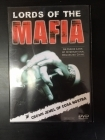 Lords Of The Mafia - Crown Jewel Of Cosa Nostra DVD (VG+/M-) -dokumentti-