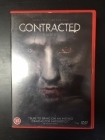 Contracted - Phase II DVD (VG/M-) -kauhu-
