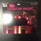 Shadows - Shadow Music CD (VG+/VG+) -rautalanka-