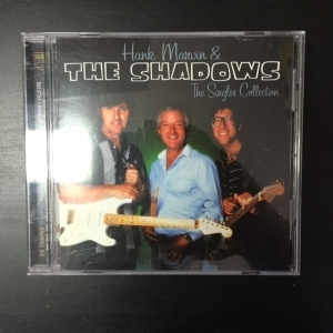 Hank Marvin & The Shadows - The Singles Collection CD (G/M-) -rautalanka-