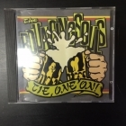 Bouncing Souls - Tie One One (Live) CDEP (VG/VG) -punk rock-