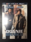 Operaatio Donnie Brasco DVD (M-/M-) -draama-