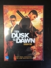 From Dusk Till Dawn - Kausi 1 3DVD (VG+-M-/M-) -tv-sarja-