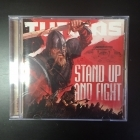Turisas - Stand Up And Fight CD (M-/M-) -folk metal-