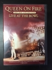 Queen - Queen On Fire (Live At The Bowl) 2DVD (VG-M-/M-) -hard rock- (R1 NTSC)