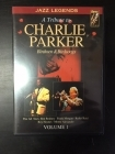 Tribute To Charlie Parker - Birdmen & Birdsongs Volume 1 DVD (VG/M-) -jazz-