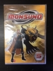 Monsuno 5 DVD (avaamaton) -anime-