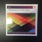 Masterworks Of The 20th Century 10CD (VG+-M-/VG+) -klassinen-